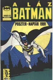 Batman 1990/12. szám - Régikönyvek
