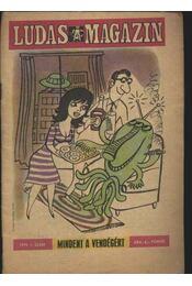 Ludas Magazin 1979. 7. szám - Régikönyvek