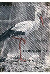 A gólya (Der Storch) - Régikönyvek