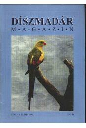 Díszmadár magazin 1994. 1. szám. - Régikönyvek