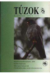 Túzok 2001/1. szám - Régikönyvek