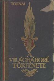 A világháború története 1914-1918 IV. kötet - Régikönyvek