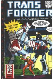 Transformer 1991/4. október 4. szám - Régikönyvek