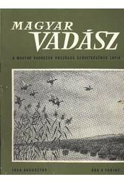 Magyar Vadász 1968/8. - Régikönyvek