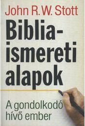 Bibliaismereti alapok - Régikönyvek