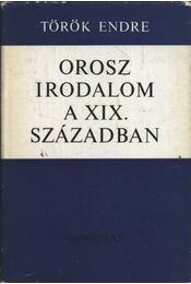 Orosz irodalom a XIX. században - Régikönyvek