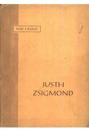 Justh Zsigmond - Régikönyvek