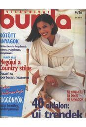 Burda 1996/9. szeptember - Régikönyvek