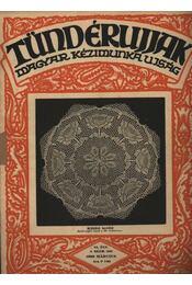 Tündérujjak 1930. március 3. szám - Régikönyvek