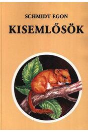 Kisemlősök - Régikönyvek