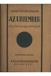 Az úriember - Régikönyvek