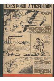 Tüzes pokol a tűzföldön - Régikönyvek