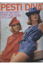 Pesti Divat 1968 nyár - Régikönyvek