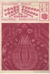 Török és perzsa kelmék - Régikönyvek