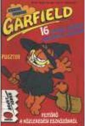 Garfield 1992/10. 34. szám - Régikönyvek
