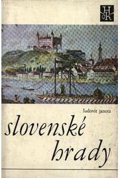 Slovenské hrady - Régikönyvek