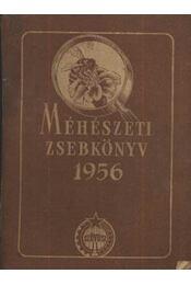Méhészeti zsebkönyv 1956 - Régikönyvek
