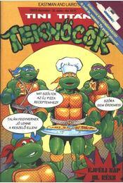 Tini Titán Teknőcök 1993/9. december 26. szám - Régikönyvek
