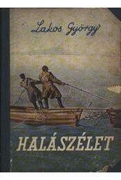 Halászélet - Régikönyvek