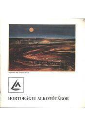 Hortobágyi alkotótábor - Régikönyvek