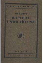 Rameau unokaöccse - Régikönyvek