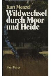Wildweschel durch Moor und Heide - Régikönyvek