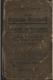 Englische Grammatik - Régikönyvek