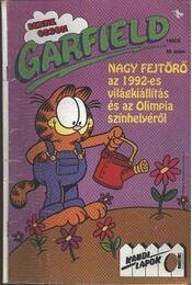 Garfield 1992/5. 29. szám - Régikönyvek
