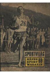 Sportvilág - Régikönyvek