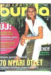 Burda 1997/6. június - Régikönyvek
