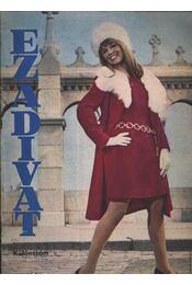 Ez a Divat különszám 1969-70 tél - Régikönyvek