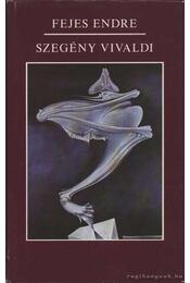 Szegény Vivaldi - Régikönyvek
