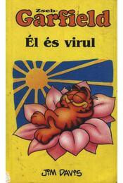 Zseb-Garfield 9. (Él és virul) - Régikönyvek