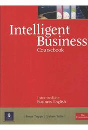 Intelligent Business - Régikönyvek