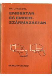 Embertan és emberszármazástan - Régikönyvek