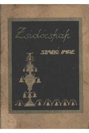Zsidócskák - Régikönyvek