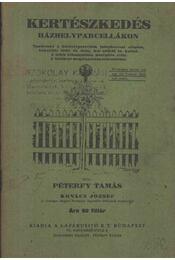 Kertészkedés - Régikönyvek
