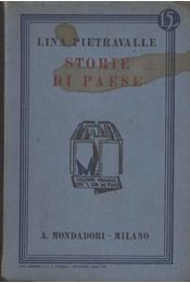 Storie di paese - Régikönyvek