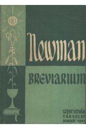 Newman-Breviárium - Régikönyvek