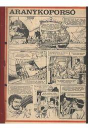Aranykoporsó (Füles 1984. 1-20. szám 1-20. rész) - Régikönyvek