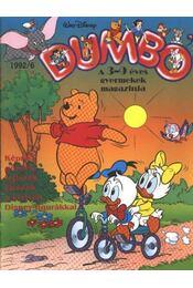 Dumbó 1992/6 - Régikönyvek