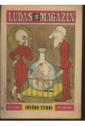 Ludas Magazin 1981 9. szám - Régikönyvek