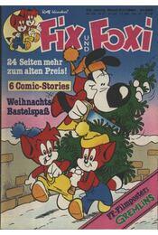 Fix und Foxi 51/1984 - Régikönyvek