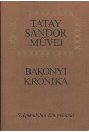 Bakonyi krónika - Régikönyvek
