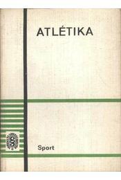 Atlétika 1974 - Régikönyvek