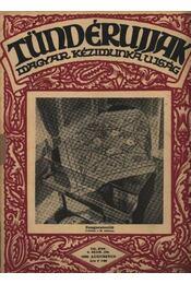 Tündérujjak 1931. augusztus VII. évf. 8. szám - Régikönyvek