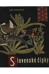 Slovenské cipky - Régikönyvek