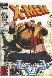 X-Men 1993/5. szám - Régikönyvek