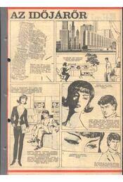 Az időjárőr 1982. (36-47. szám 12. rész) - Régikönyvek