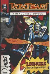 Robotzsaru 1992/1 február 5. szám - Régikönyvek